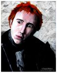 Johnny Rotten by hatefueled