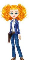 Doctor Who: River Song by ImyAnt