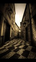 Alley of Broken Hearts by blackacid23