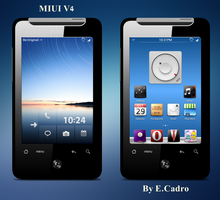 MIUI V4 by ECadro