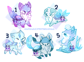 :Ice FoxPonds For Auction(closed): by PrePAWSterous