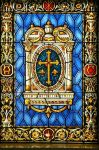 stained glass window by GUDRUN355