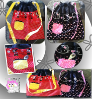 Children's Aprons :For Sale: by Ami-Plushies