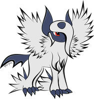 Mega Absol by Remiaro
