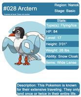 028 Arctern by garbagekeeper