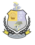 Blazon of the Derped Kingdom by kahas