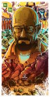 Walter White by thalesmolina