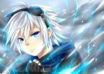 Frosted Ezreal by Chiroyo