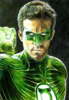 Green Lantern by Fandias