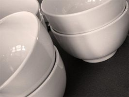 After the Party: Bowls by pixeldiva