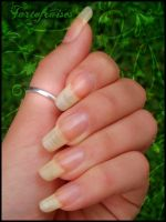 my nails 2 by Tartofraises