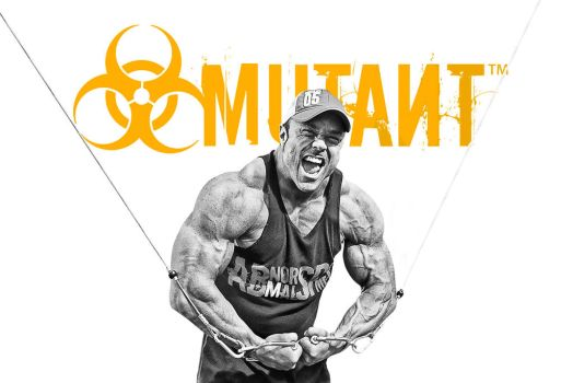 Ron Partlow Mutant Wallpaper by timdallinger