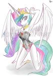 Commission - Anthrolestia PLZ DONT KILL ME BRONIES by Marini4