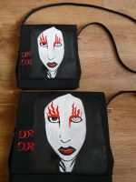 Bag with Marilyn Manson by matali