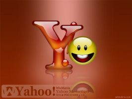 Yahoo Messenger by winmatrix