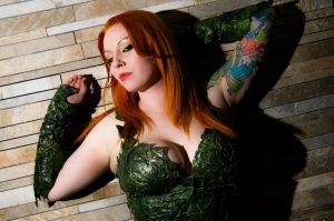 Poison Ivy Cosplay ACEN 2014 by ILoveTrunks