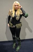 Judge Anderson Cosplay (1) by masimage