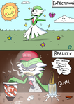 Expectations VS Reality by Anzhyra
