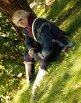Hapsu Cosplay - Kristoff II by Tompsontiger