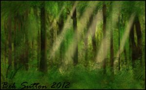 The Forest by ArtofBekSutton