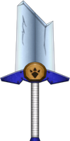 OOT Giant's Knife by BLUEamnesiac