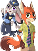 Zootopia! by Abvieon