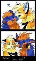 Lick by Ash-Dragon-wolf