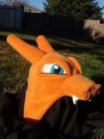 Charizard Hat by fireflytwinkletoes