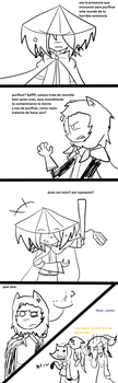 Dust an Elysian tail funny comic: OFF references by CuteXiora