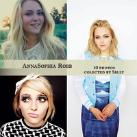 AnnaSophia Robb stocks by yoLittleJade