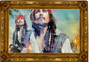 Banner Pirates of Caribean by shad-designs
