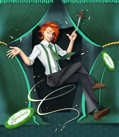 Peter Pan in Everland by rikarai