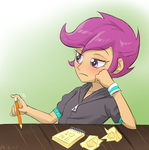 boring scoot :/ by Ta-Na