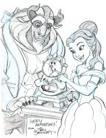 Belle, Biv, Divo by tombancroft