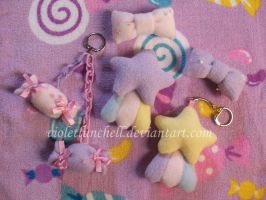Cute accessories by VioletLunchell