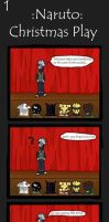 Naruto: Christmas Play- 1 by DragonKissed