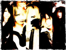 The GazettE by xMasqueradedFacesX