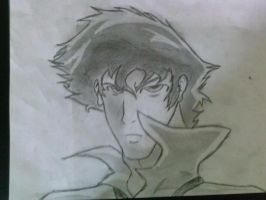 Spike Spiegel-Request by JalenHarrison