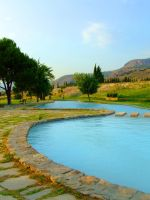 Hierapolis lake by TheAncientDance