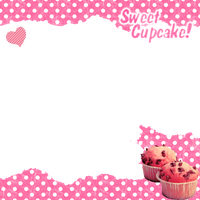 Sweet Cupcake -PNG Texture- by Thoxiic-Editions