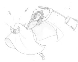 Snow White Goes Mad by RiverCreek
