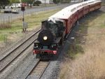 BB18 1/4 No.1079 from the overhead bridge by RedtailFox