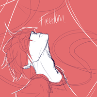 Freedom. by Kawaiishi