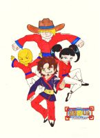 Xiaolin Showdown New Season by theblackchaos737