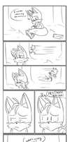 Sonic Meets Tails Page 1 by ProSonic