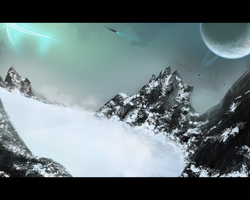 ColdPlanet by PiletX