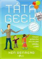 Unused cover for czech geekdad book by petrsimcik