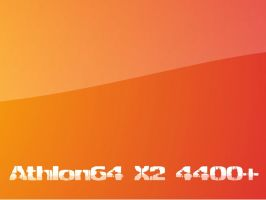 Athlon64 X2 4400+ OrangeRight by Chico47