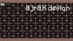 Ajrak-Black by waleedsoomro