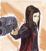 Ergo Proxy 2 by Becky0109